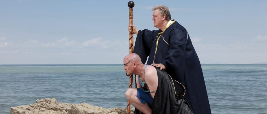 There's a spark in ATG's production of THE TEMPEST