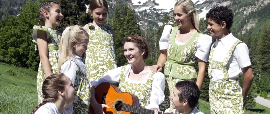 Sundance SOUND OF MUSIC soars as it climbs every mountain