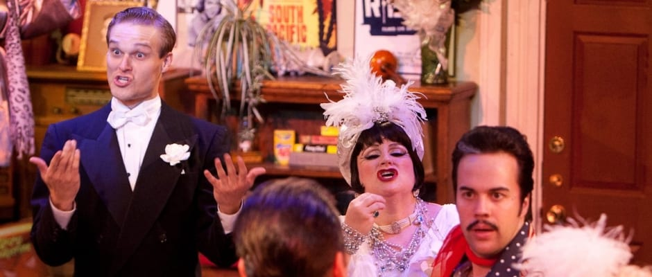 """Say, """"I Do, I Do in the Sky"""" to Hale's DROWSY CHAPERONE"""