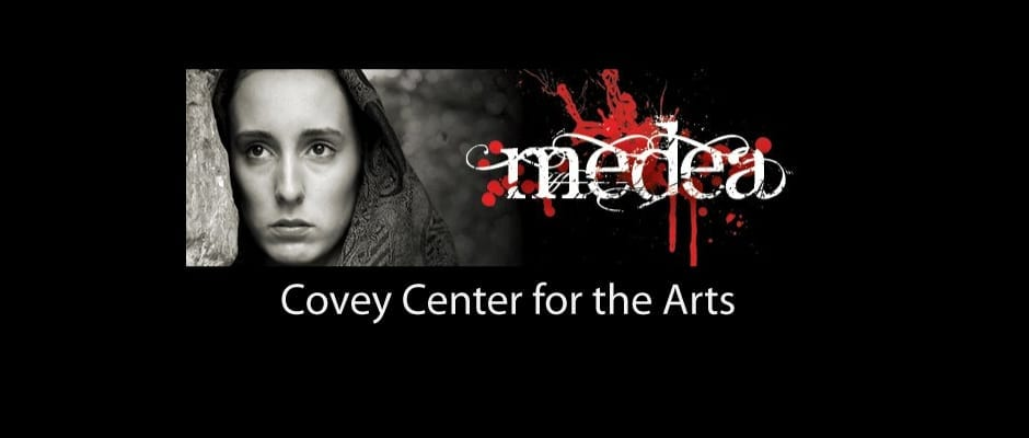 Covey's MEDEA makes a valiant effort at a difficult piece