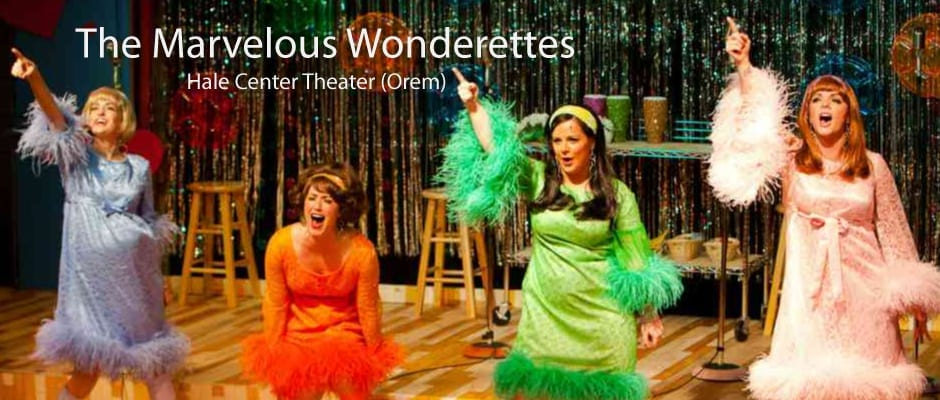 Actors save Hale's THE MARVELOUS WONDERETTES