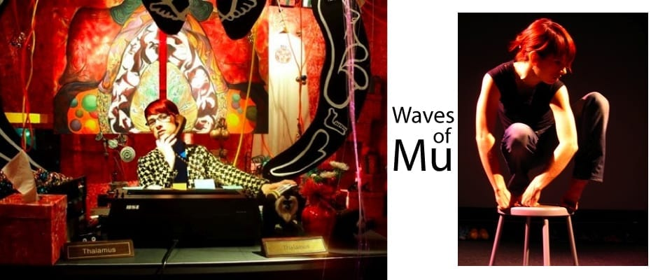 WAVES OF MU is food for your brain and soul
