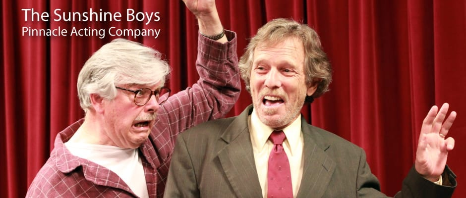 Even in winter, THE SUNSHINE BOYS will warm you up