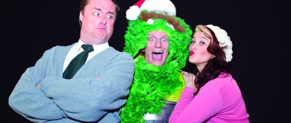 GROUCH WHO STOLE CHRISTMAS lacks a clear demographic