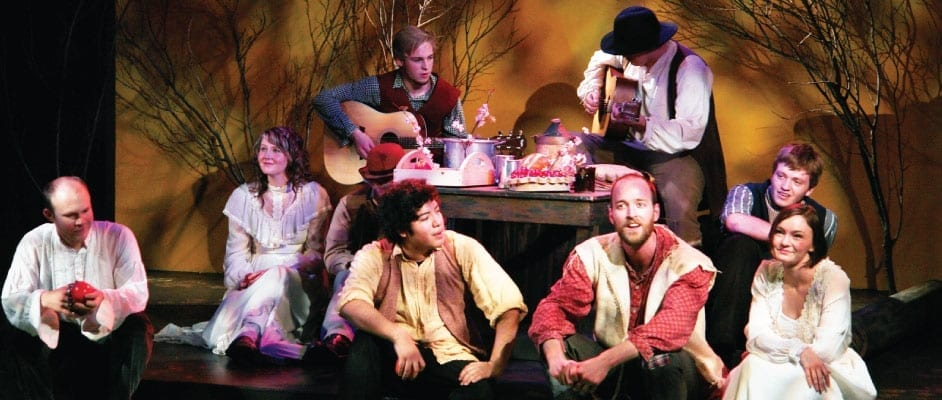 """I approve"" of JOHNNY APPLESEED at The Children's Theatre"