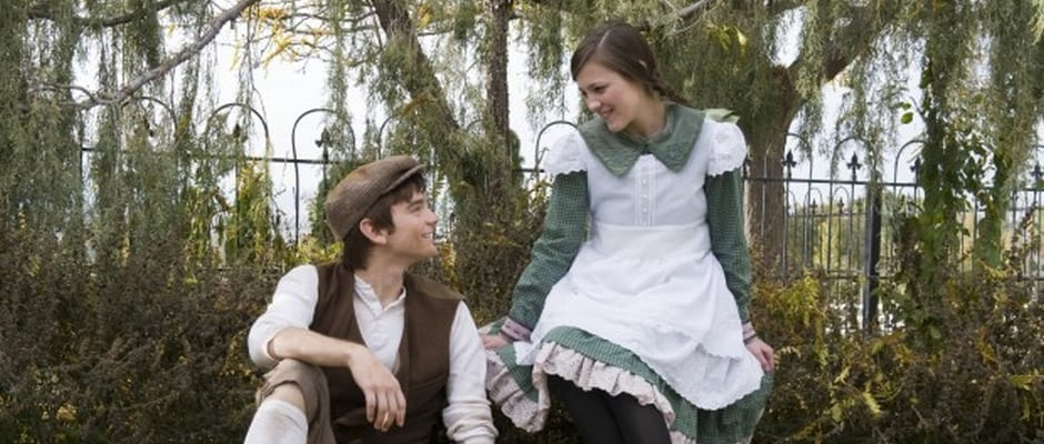 """Show me, don't tell me"" at UVU's SECRET GARDEN"