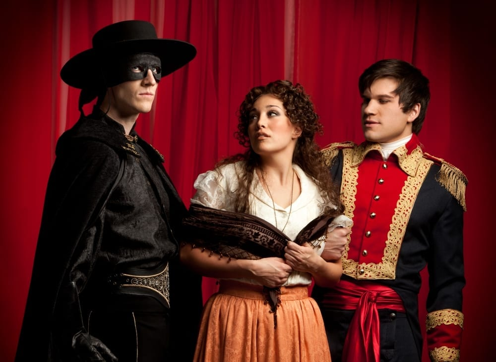 Not even ZORRO can save this musical