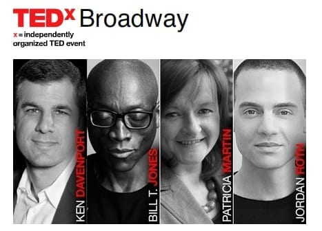TEDxBroadway: Watch these videos, seriously