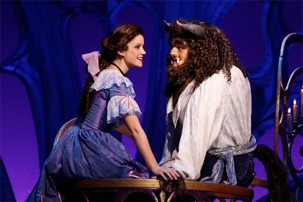 BEAUTY AND THE BEAST tells a magical tale