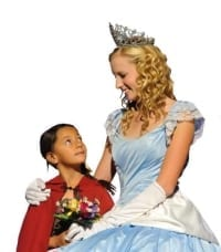 CINDERELLA showcases young talent