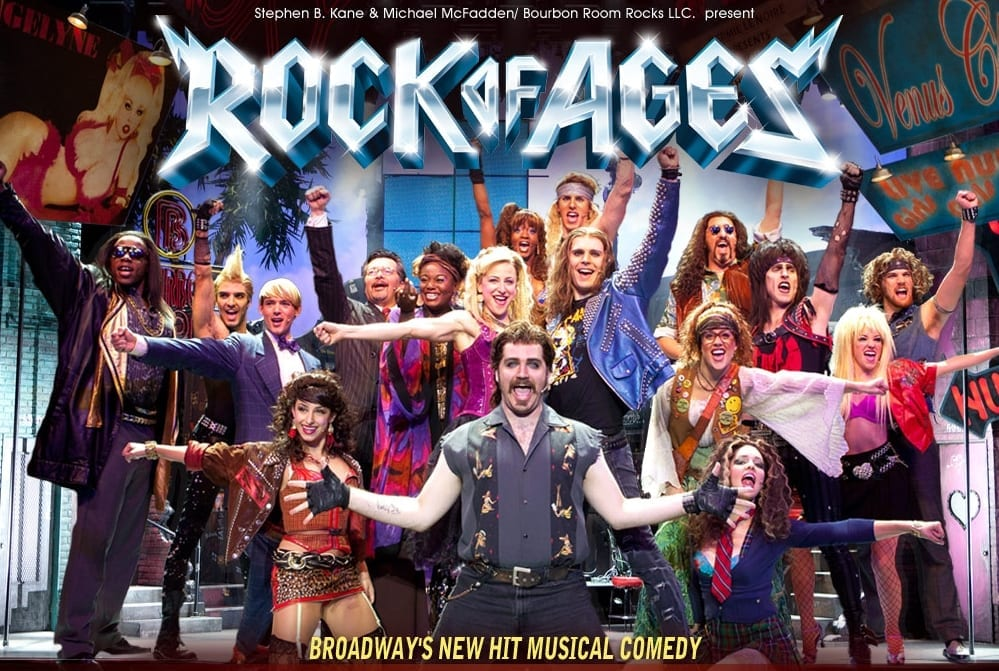 ROCK OF AGES rocked!