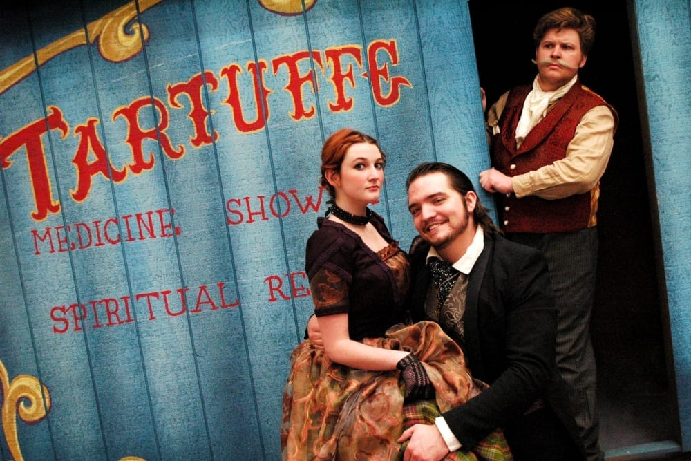 WSU transplants TARTUFFE to the New World
