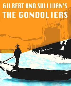 THE GONDOLIERS leaves a slight sinking feeling
