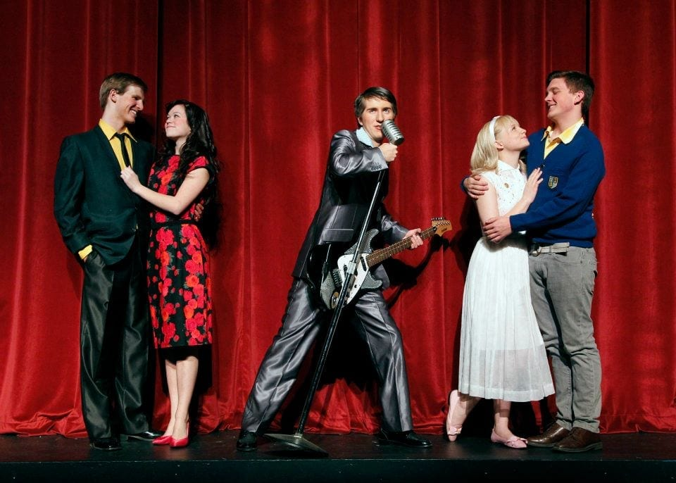 Scream for joy at SCERA's BYE BYE BIRDIE