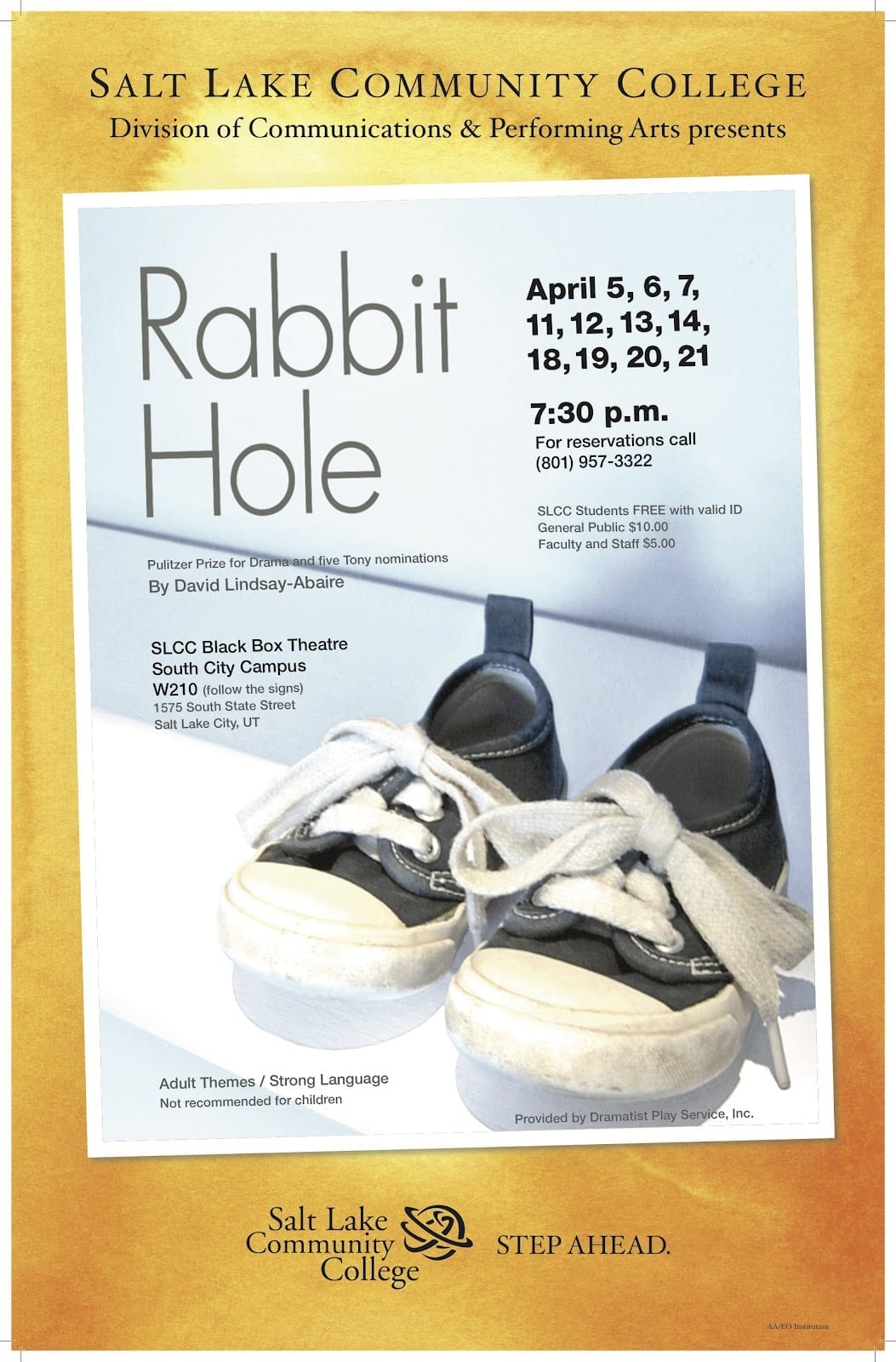Take an emotional journey down the RABBIT HOLE