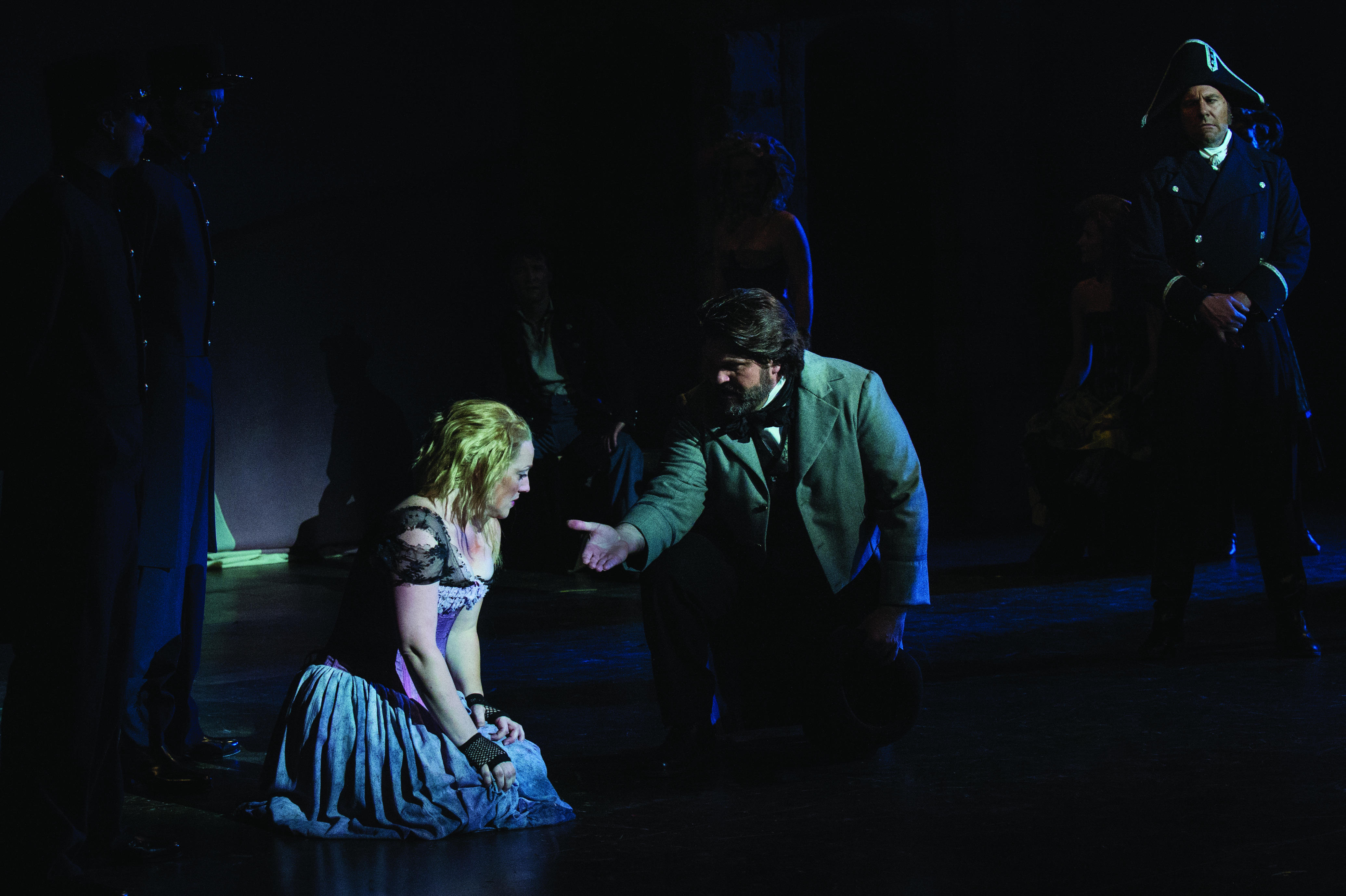 Utah Shakespeare Festival presents touching LES MISERABLES