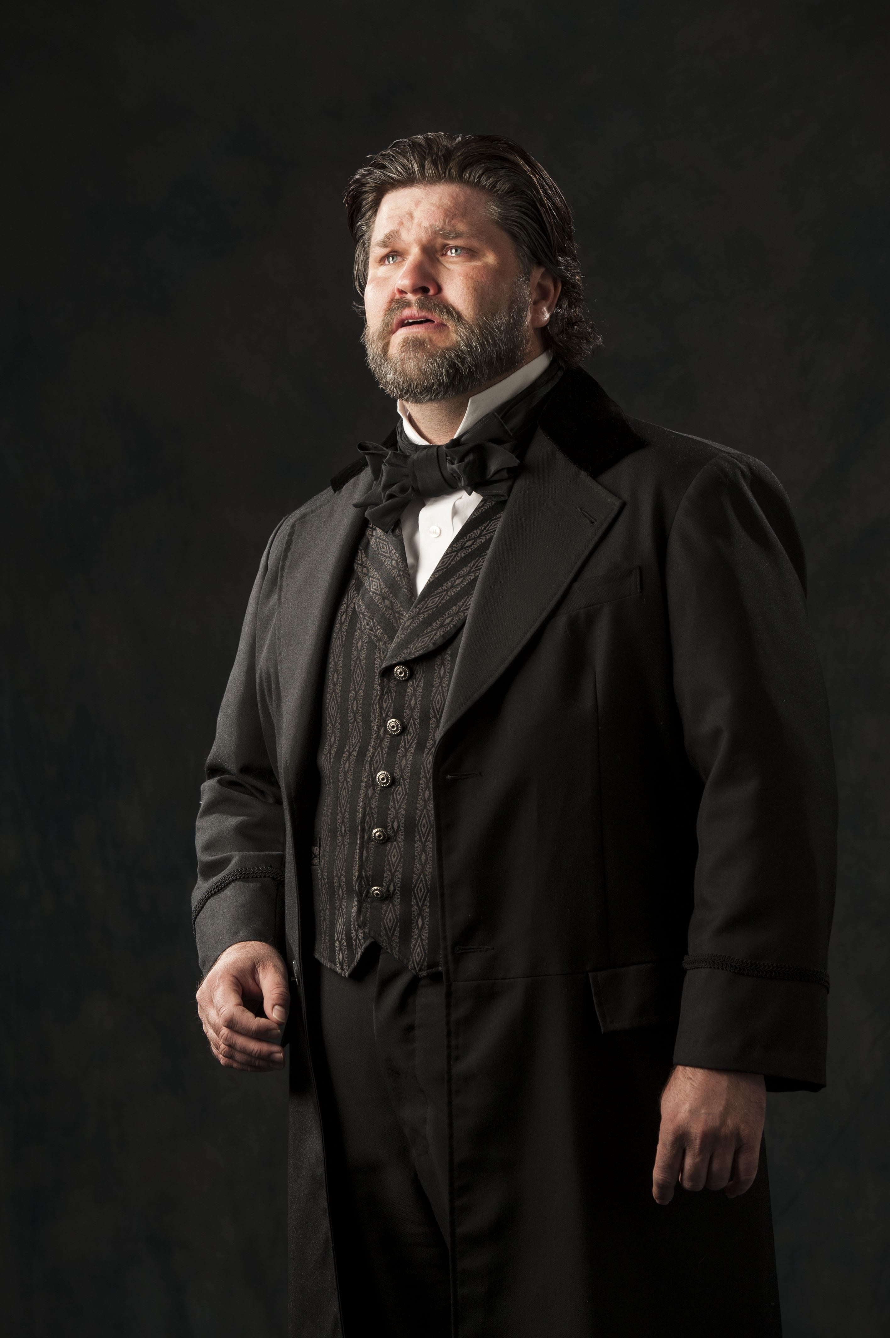 Interview with J. Michael Bailey, Utah Shakespeare Fest's Jean Valjean