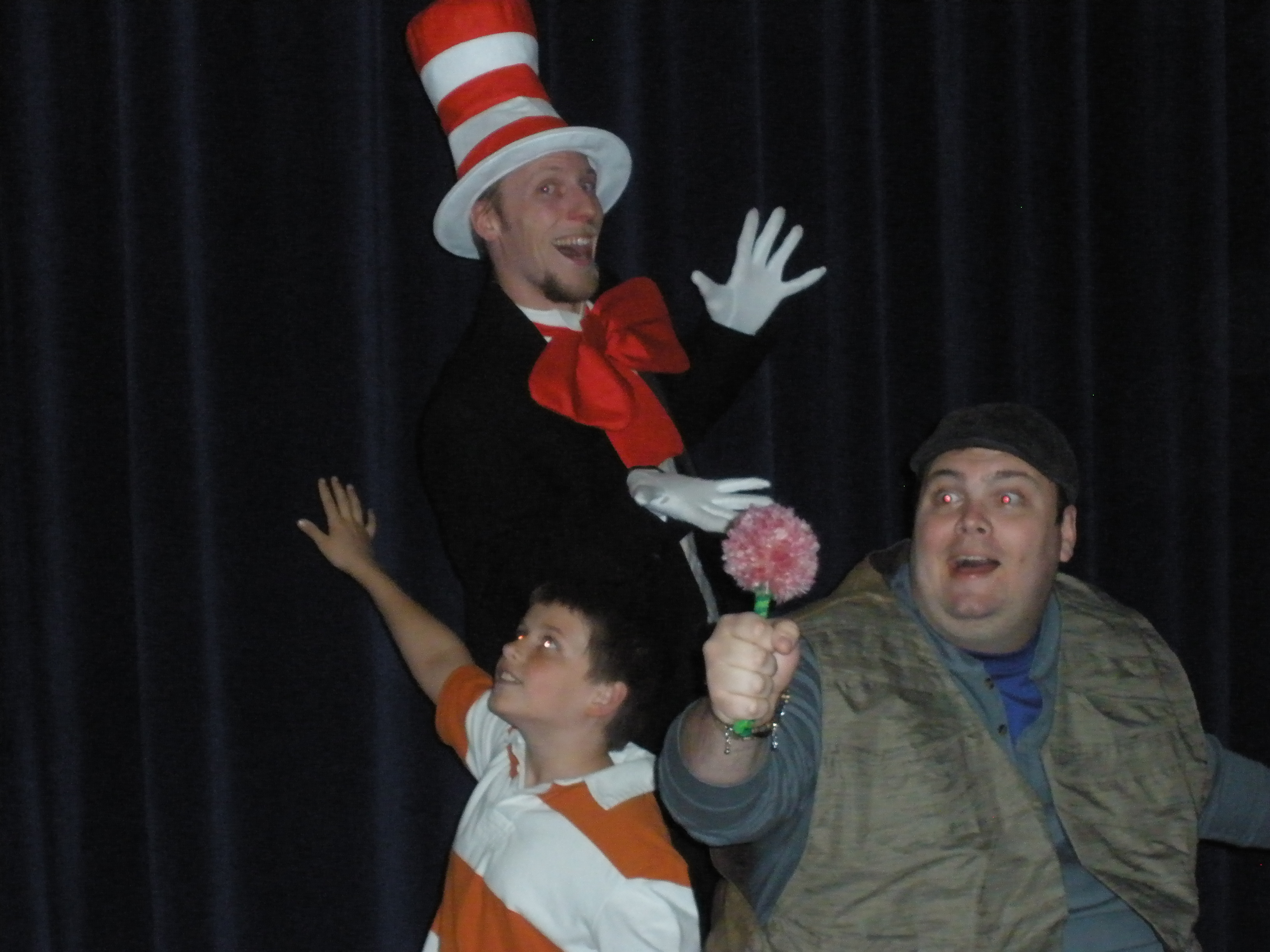 How lucky you are to see SEUSSICAL in West Jordan