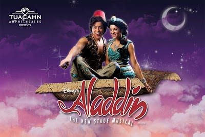 ALADDIN soars to a whole new level