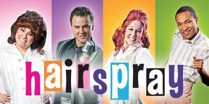 Take a trip to the 1960's with HAIRSPRAY
