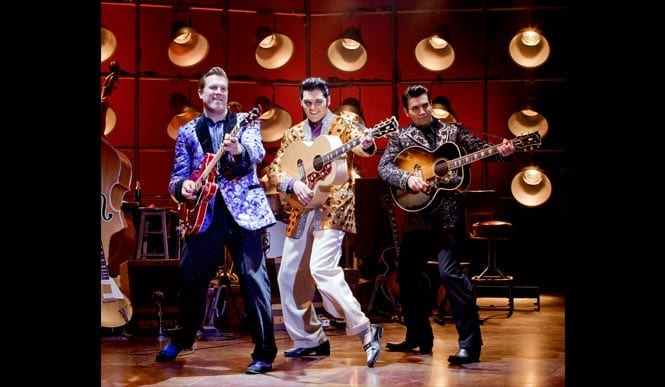 A million reasons to love MILLION DOLLAR QUARTET