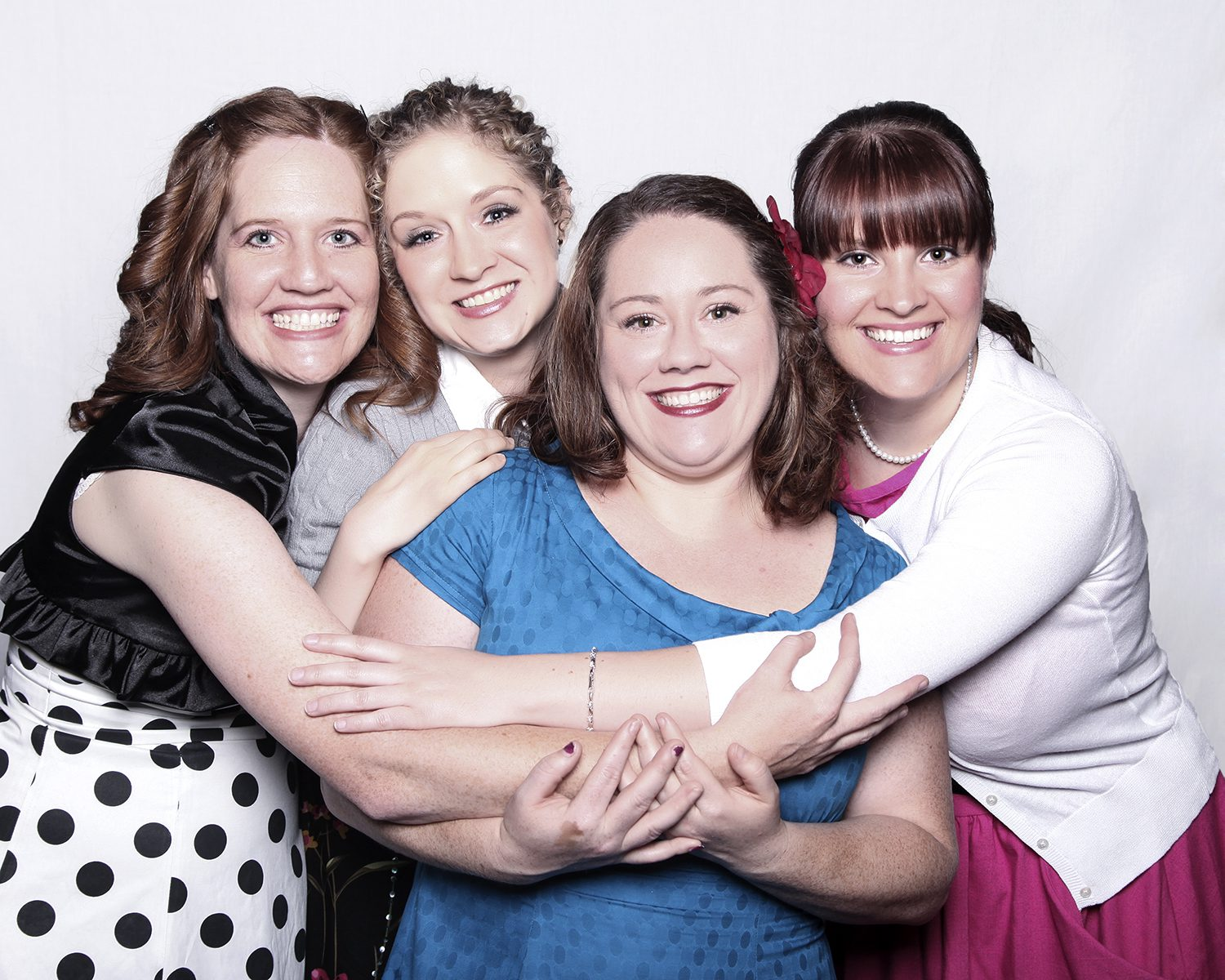 You've gotta meet Midvale's MARVELOUS WONDERETTES
