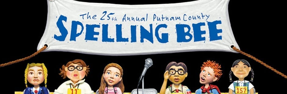 Everyone's a winner at THE 25TH ANNUAL PUTNAM COUNTY SPELLING BEE