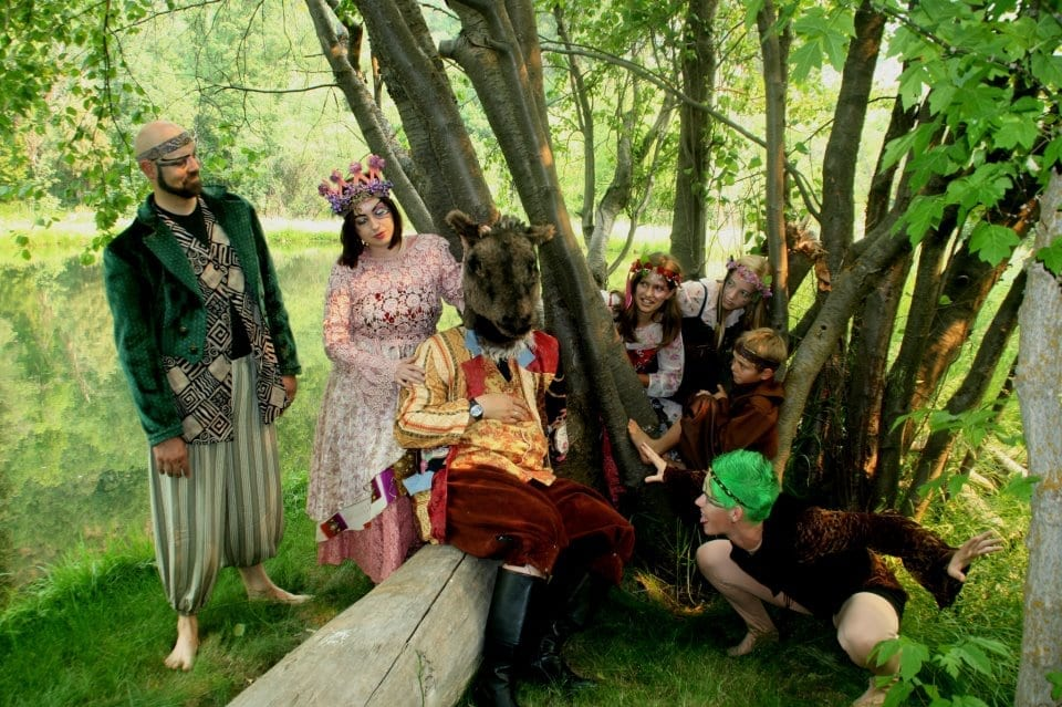 A melodious musical MIDSUMMER NIGHT'S DREAM