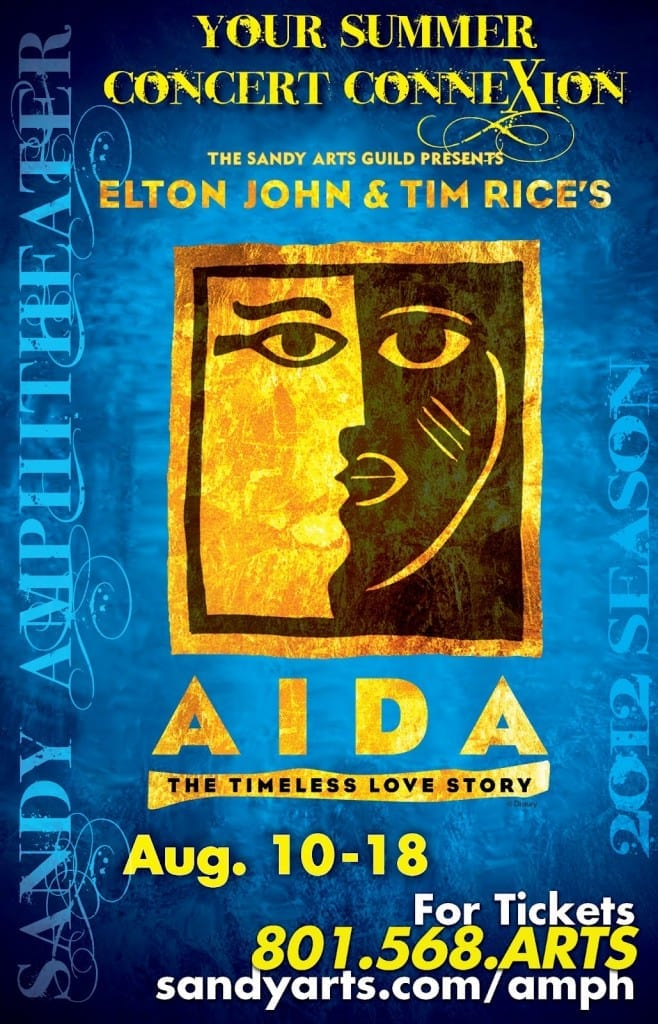 AIDA in Sandy: Pleasant but not impressive