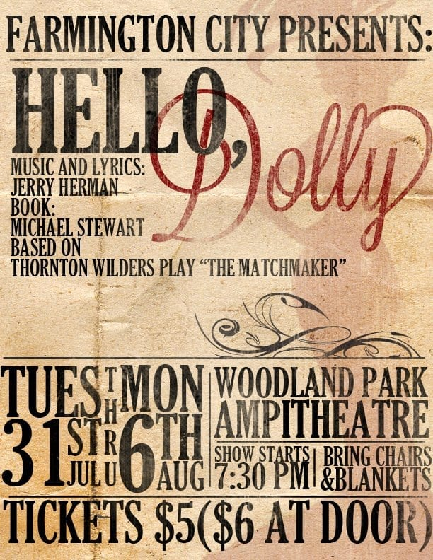 Farmington's HELLO DOLLY is a sweet community treat