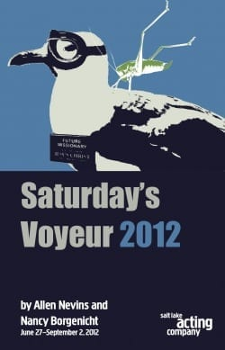 SATURDAY'S VOYEUR 2012 has its moments