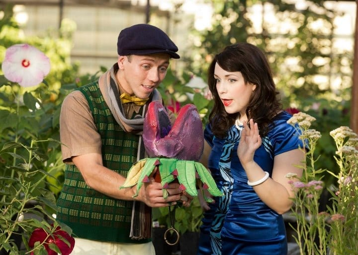 Get swallowed up by LITTLE SHOP OF HORRORS