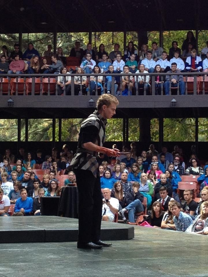 Winners of the 2012 Utah Shakespeare Festival's Shakespeare Competition