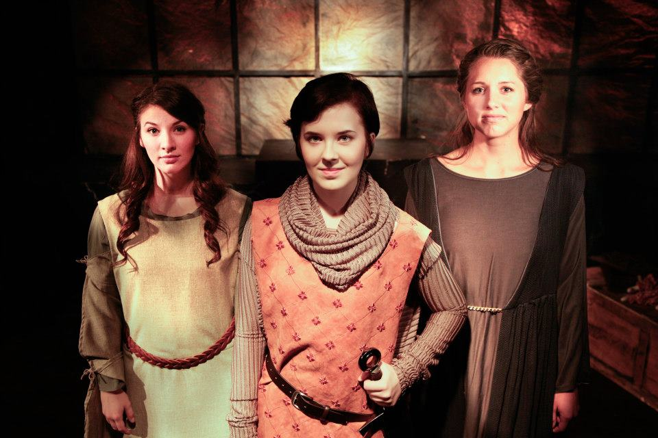 MARTYRS' CROSSING: a provoking play