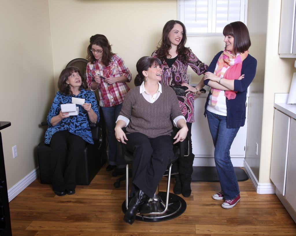Laughter through tears in Midvale Arts's STEEL MAGNOLIAS