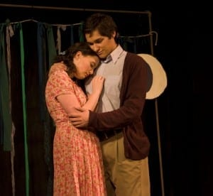 THE FANTASTICKS has all the fixings of a good production