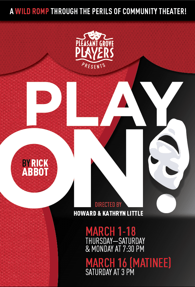 PLAY ON! is a love letter to community theatre