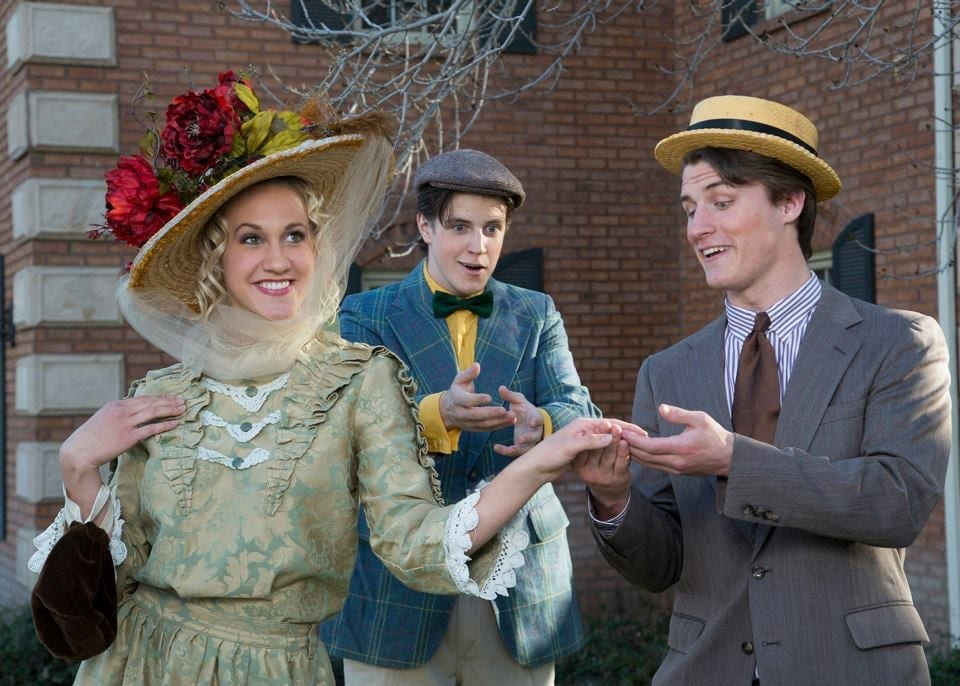 It only takes a moment to appreciate HELLO, DOLLY!