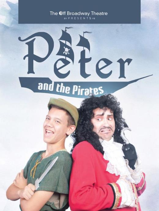 Change course away from PETER AND THE PIRATES