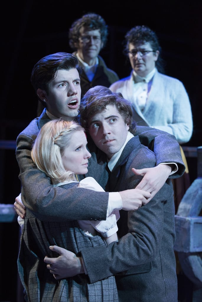 SPRING AWAKENING is a breathtaking lesson in morality