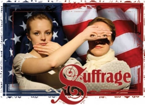 Plan-B's SUFFRAGE is not to be missed
