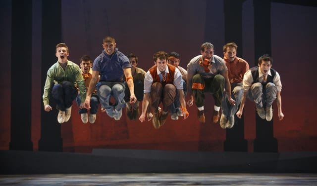 A revived, refreshed, and renovated WEST SIDE STORY