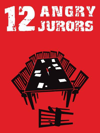 Solid script, intriguing story save 12 ANGRY JURORS