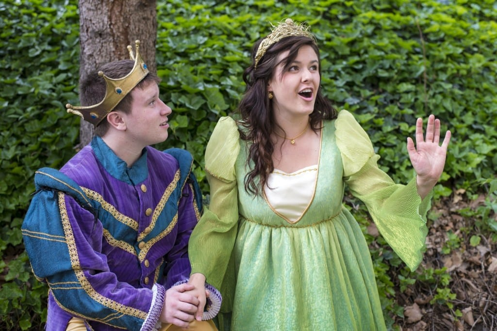 Live happily ever after with ONCE UPON A MATTRESS
