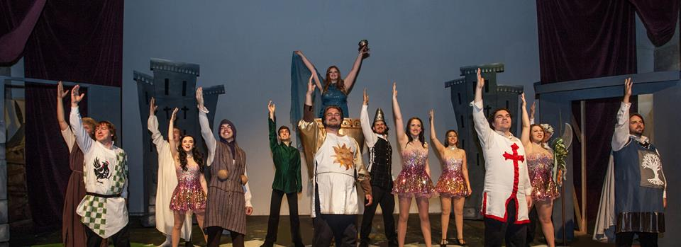 Strong leads and good directing create a memorable SPAMALOT