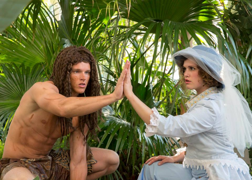 A visually beautiful TARZAN in Orem