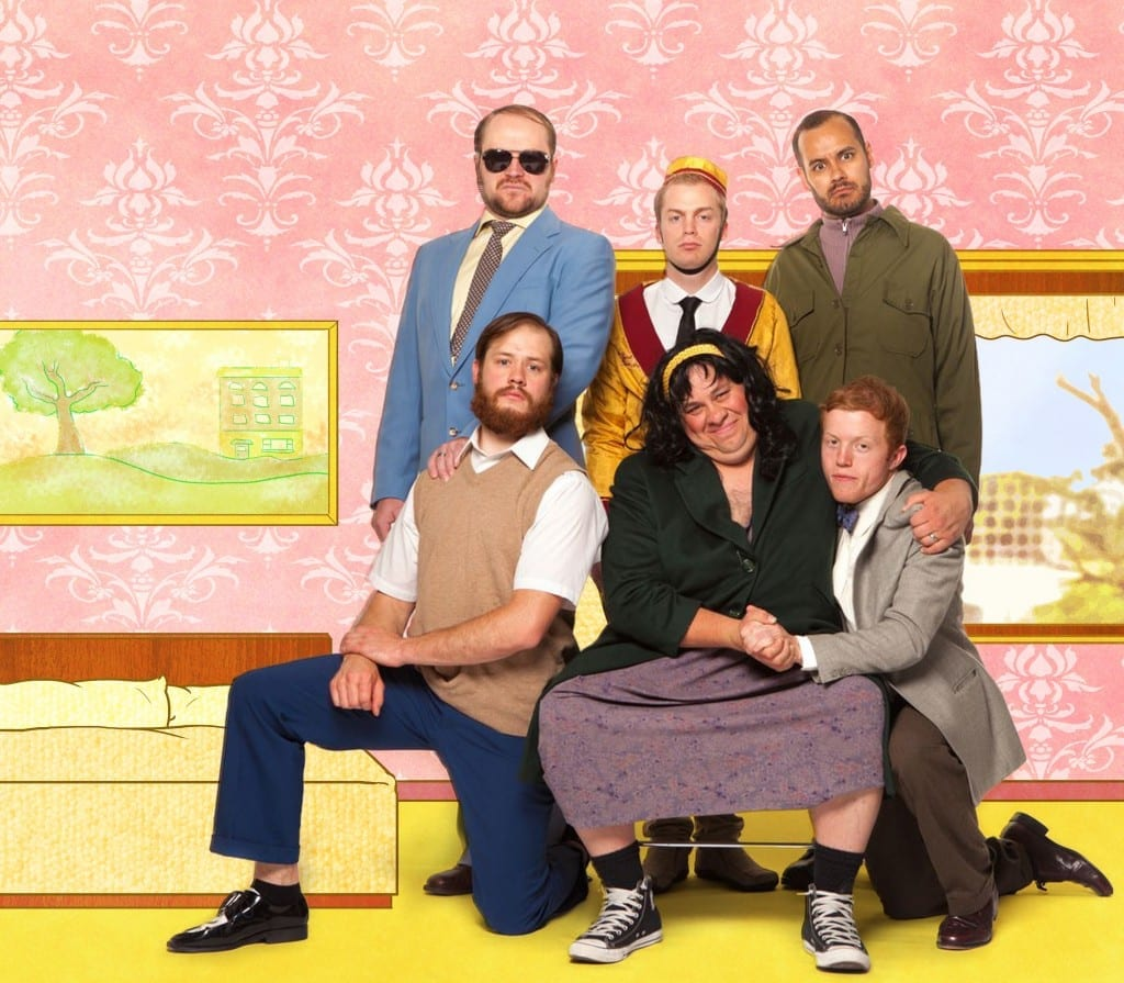 Fun and games with Utah Repertory Theater's WHAT THE BELLHOP SAW