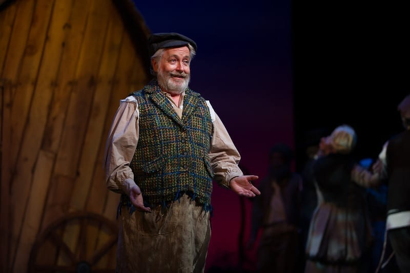 Utah Festival Opera makes FIDDLER ON THE ROOF and Logan a perfect match