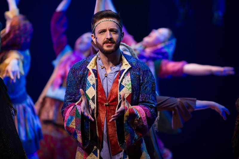 Utah Festival Opera has an artistic approach to JOSEPH and his coat