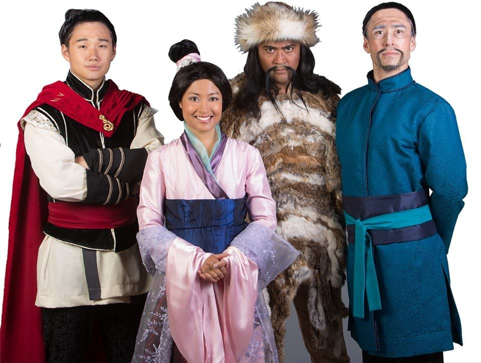 MULAN struggles to move from children's theatre to main stage